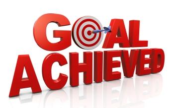 Goal Achieved