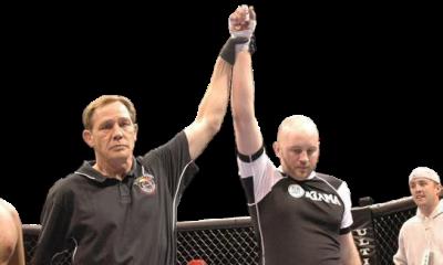 Brandon Byrge MMA 3