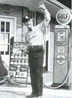 Attitude Perception Brandon Byrge brandonbyrge Gas Station Attendant