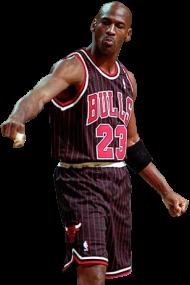 Michael Jordan High School Basketball brandonbyrge 1