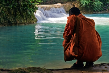 Buddhist Monk Brandon Byrge 6
